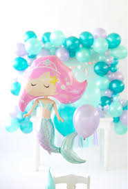 Splash On Over to this Adorable Mermaid Party! - Project Nursery