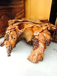 carved table legs unique outstanding mangrove trunk hand carved coffee table leg vine theme carved table carved table