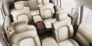 nissan suvs with 3rd row seating