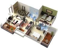 Small Picture Home Design Plans 3d Home Design Ideas
