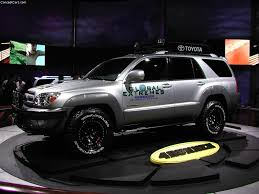 2003 Toyota 4Runner - Information and photos - ZombieDrive