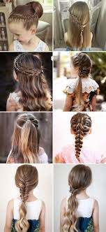 Easy Hair Style For Girl best 25 hairstyles for girls ideas braids for kids 1455 by wearticles.com