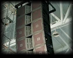concert speakers system. large event concert speaker systems speakers system