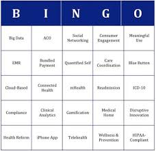 buzzword bingo generator healthcare it bingo