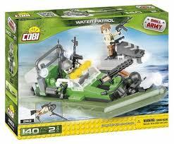 <b>Конструктор Cobi</b> Small Army 2163 <b>Патрульная лодка</b> — купить ...
