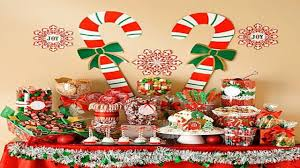 Party Table Decor Pub Table Decorating Ideas Christmas Party Table Decorations