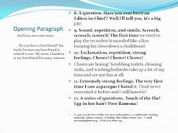 "lesson what s that mean review an expository essay is ""a  opening paragraph and here are some more do you have a best friend"
