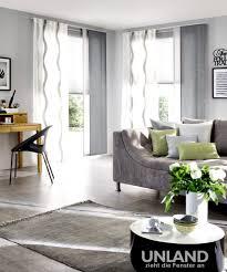 Gardinen Ideen Für Große Fenster Mit Fensterbank Natürliche Rote