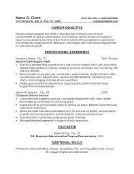 Executive Assistant Career Objective Executive Assistant Resume Objective Resume Examples Executive