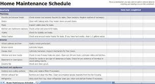 Home Maintenance Log Archives My Excel Templates