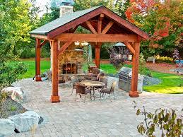 Covered Patio Pavilion Design Construction in Spokane Coeur d