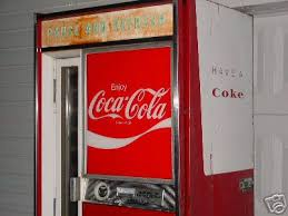 Coke Vending Machine Ebay Gorgeous Index Of MachinessquarecornervendoVendo48eBay Item 368234858