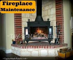 cleaning the chimney it s important to clean flammable creosote from your chimney each year