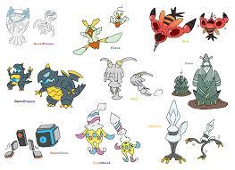 Ultra Babies   Pokémon Sun and Moon   Dark pokémon, Pokemon, Cute pokemon  wallpaper
