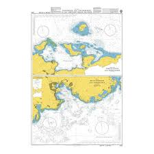 British Admiralty Charts Admiralty Chart 2020 Harbours And Anchorages In The British Virgin Islands