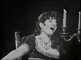 <b>Maria Callas</b> sings Puccini: Tosca - 'Vissi d'Arte' at Covent Garden ...