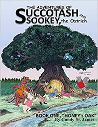 The Adventures of Succotash and Sookey, the Ostrich: Book One, Honey's Oak:  St. James, Candy, Milby, Alma: 9781083025906: Amazon.com: Books