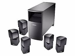 bose double cube speakers. bose acoustimass 10 series 3 5.1 double cube speaker system with 270 watt subwoofer / module speakers