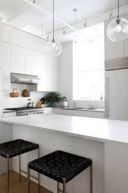 Modern kitchen lighting pendants Kitchen Design Clear Glass Pendant Lights Bring Radiance To Pristine New York City Loft In Chelsea Pinterest 162 Best Kitchen Lighting Images Kitchen Lighting Pendant Lights