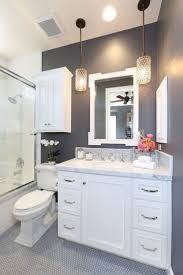 renovate small bathroom. It\u0027s A Classic, Elegant Color That Suits Many Styles And Design Tastes. Here\u0027s An Inspiring Gallery Of Gray Bathrooms Renovate Small Bathroom L