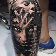 Male Leg Tattoos Tattoo Ideas Artists And Models
