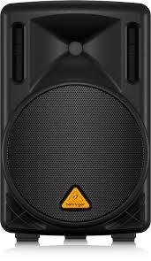 bd portable speakers loudspeaker systems behringer p0976