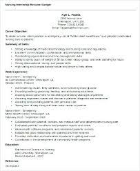 Rn Resume Objectives Resume Objective Objective For Resume Nursing