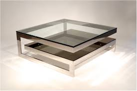 solid glass coffee table – safetime