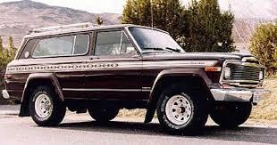 Definition of full size jeeps (fsj)   DriveTribe