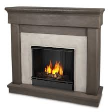 real flame cast mantel cascade wall mount gel fuel for adorable wall mounted gel fireplace
