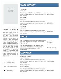 Free Resume Builder Online 2018 Awesome Free Resume Creator Free Resume Maker Unique Lovely Free Resume