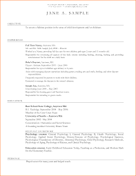 Care Provider Resume Resume For Your Job Application