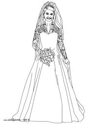 Small Picture Wedding Dress Coloring Pages Prom Dress Coloring Pages