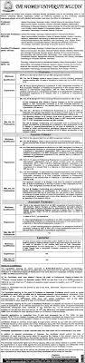 opportunity in the university multan st  jobs opportunity in the university multan 21st 2016