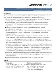 Ericsson Solution Architect Resume Sample Plano Texas Resumehelp