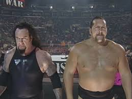 We simply want your aid in return. Underrated Tag Team The Unholy Alliance Undertaker Big Show Squaredcircle