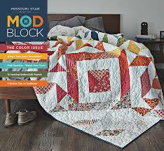 ModBlock Magazine & a Quilting Retreat with Missouri Star Quilt Co ... & modblock magazine cover missouri star quilt co Adamdwight.com