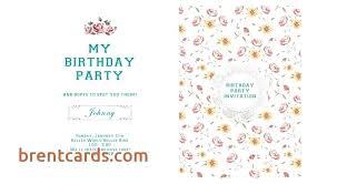 create party invitation how to make a birthday invitation