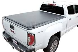 WeatherTech 8RC2298 Roll Up Pickup Truck Bed Cover for 2007-2014 GM ...