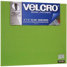 Velcro Memo Board Beauteous Velcro 32 X 32 Memo Board Walmart