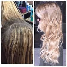 hair color trends makeover balayage and babylights for a better blonde
