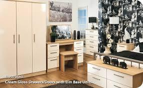 range bedroom furniture. cream range bedroom furniture