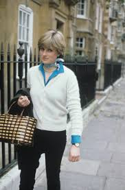 princess diana when she was lady