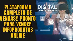 Builderall + de 40 Ferramentas de Marketing Digital - ALPHA NET WORKS   NO  MUNDO DA INFORMATICA