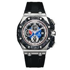 audemars piguet royal oak offshore automatic chronograph platinum audemars piguet royal oak offshore automatic chronograph platinum men s watch 26290po oo a001ve