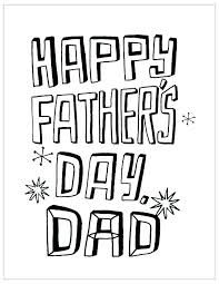 fathers day coloring pages free printable fathers day coloring page happy fathers day free printable fathers