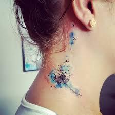 88 Cool Pampeliška Tetování Nápady Pro Inspiraci
