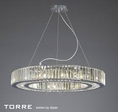 pendant lighting crystal. Il30099 Torre 10 Light Chromecrystal Round Ceiling Pendant From Regarding Incredible Household Lighting Crystal Ideas I