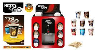 Nescafe Tea Coffee Vending Machine Awesome Nescafe Nescafe Go Nescafe And Go Dispenser Vending Machine