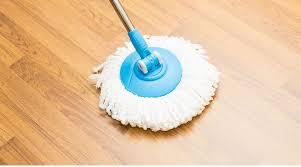 use pine sol on vinyl plank flooring